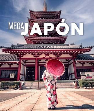 Viajes por Asia MEGA JAPON