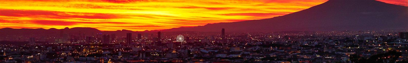 Viajes por Puebla desde México 2020