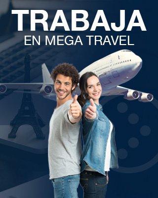 Trabaja en Mega Travel