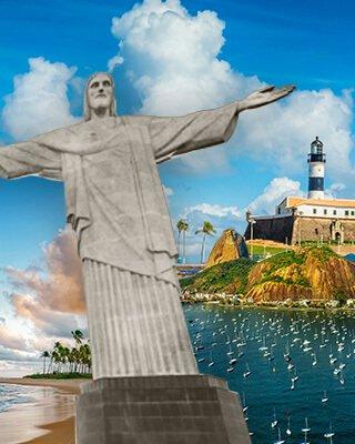 Viaje a Brasil desde México 2021