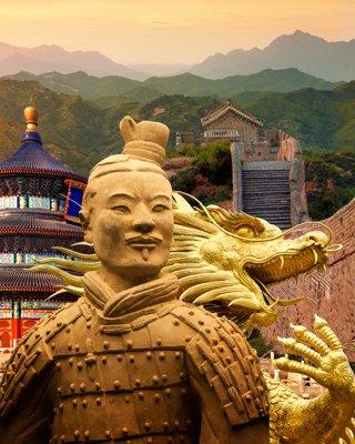 Viaje por China desde México 2020
