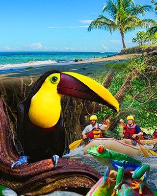 Viaje a Costa Rica desde México 2021