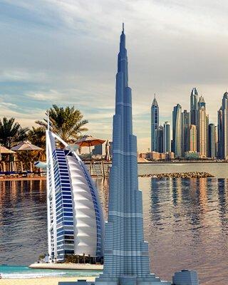 Viaje a Dubai desde México 2020