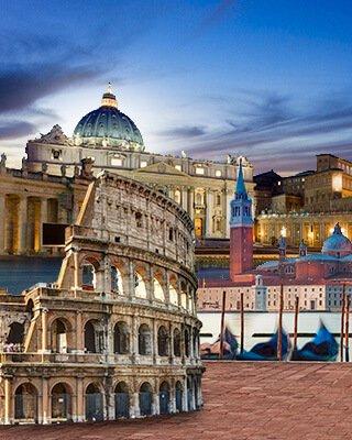 Viaje a Italia desde México 2020