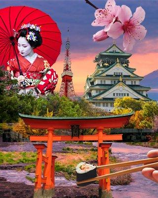 Viaje a Japón desde México 2020