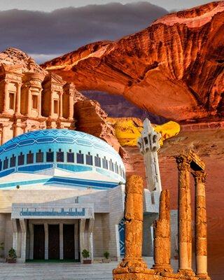Viajes y paquetes a Jordania con salidas en Marzo desde México 2020