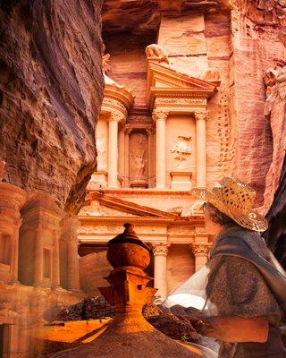 Viaje a Petra desde México 2020