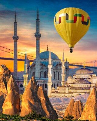 Viajes y paquetes volando con Turkish Airlines desde México 2020 y 2021