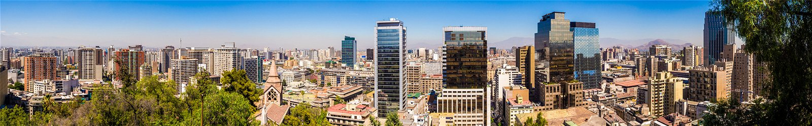 Viaje a Chile desde México 2020