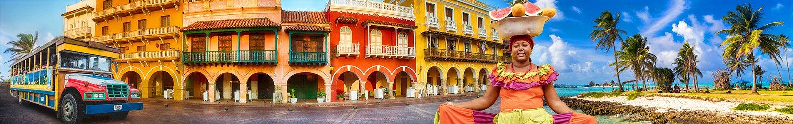 Viaje a Colombia desde México 2021