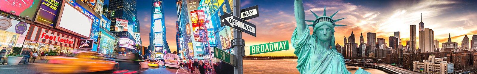 Viajes y paquetes a Nueva York con salidas en Agosto desde México 2020