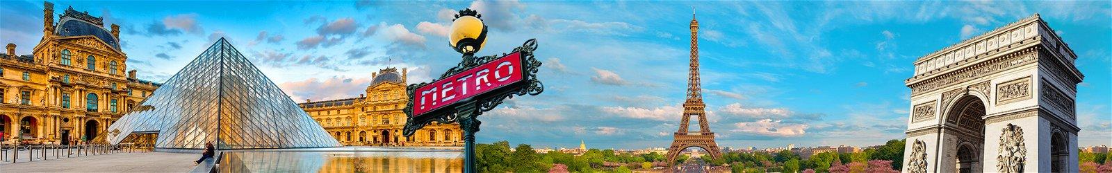 Viajes y paquetes a Paris con salidas en Enero desde México 2021