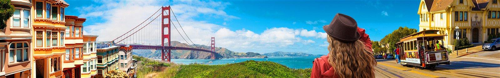 Viajes y paquetes a San Francisco con salidas en Mayo desde México 2020