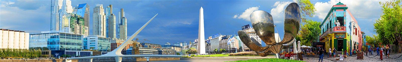 Viaje por Argentina desde México 2020