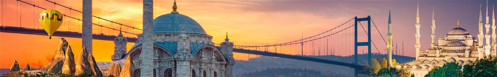 Viajes y paquetes volando con Turkish Airlines desde México 2020 y 2021 desde México 2020