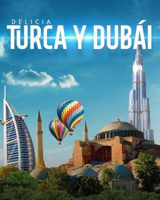 Delicia Turca y Dubai