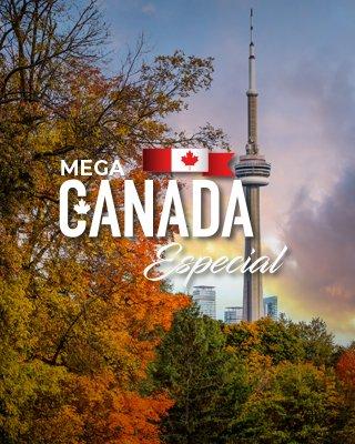 Mega Canadá Especial