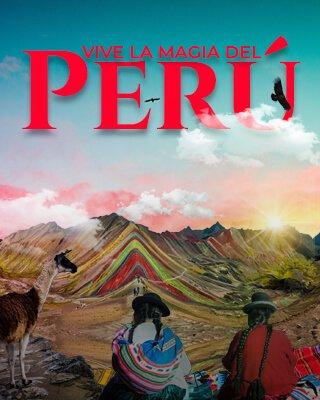 Vive la Magia del Perú