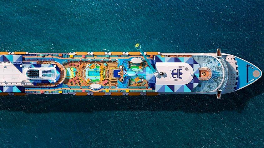 viaje Odyssey of the Seas - Islas Griegas