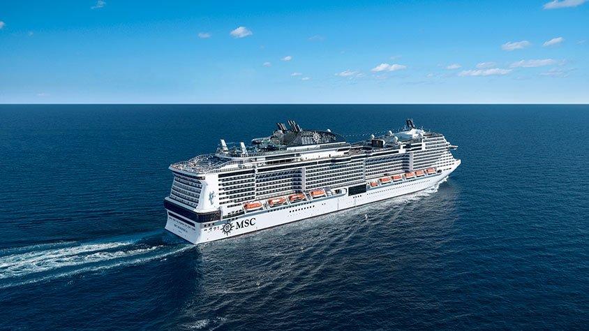 viaje Msc Meraviglia - Caribe del Este
