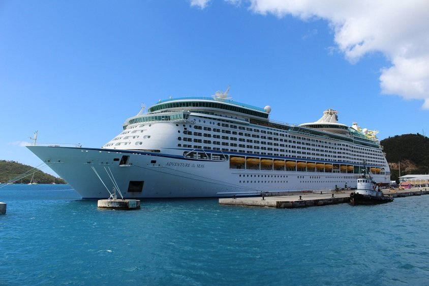viaje Adventure of the seas - Bahamas