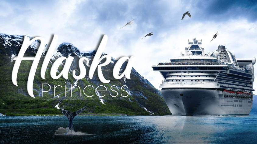 Crucero Alaska Princess