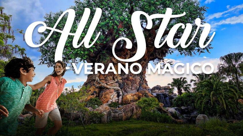 All Star Verano Mágico