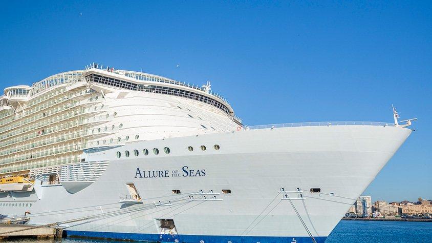 viaje Allure of the Seas - Caribe del Este