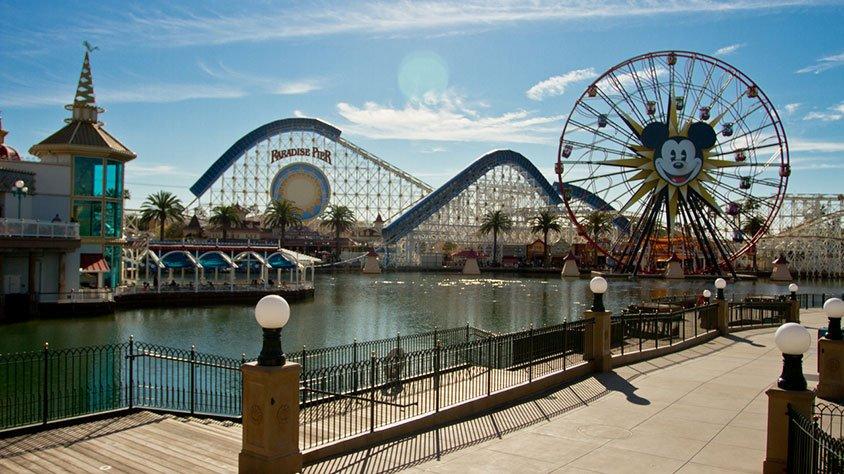 viaje Anaheim y SeaWorld