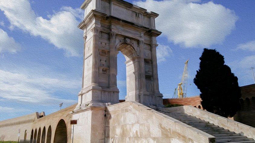 Puerta Romana