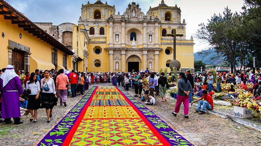 viaje Triángulo Maya