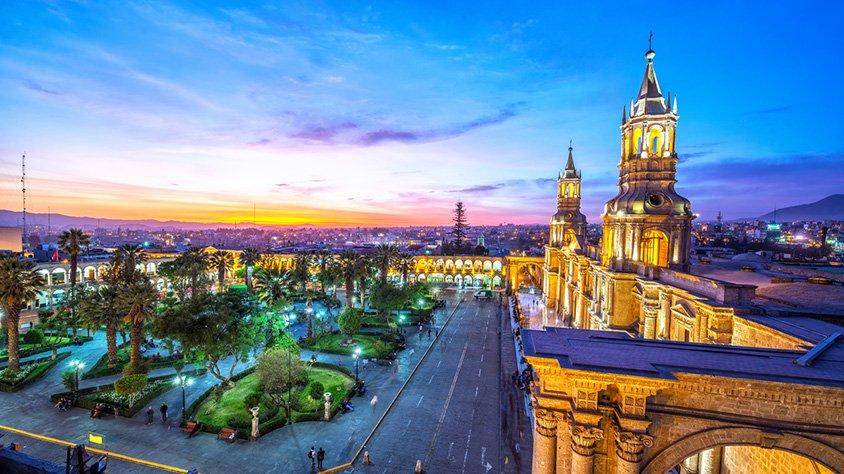 viaje Perú Total
