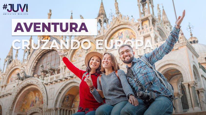 viaje Aventura Cruzando Europa