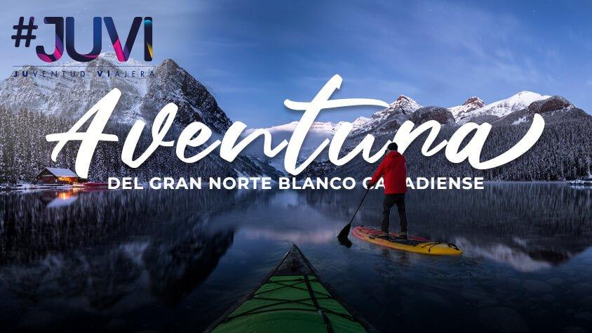 viaje Aventura del Gran Norte Blanco Canadiense