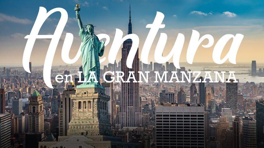 Aventura en La Gran Manzana