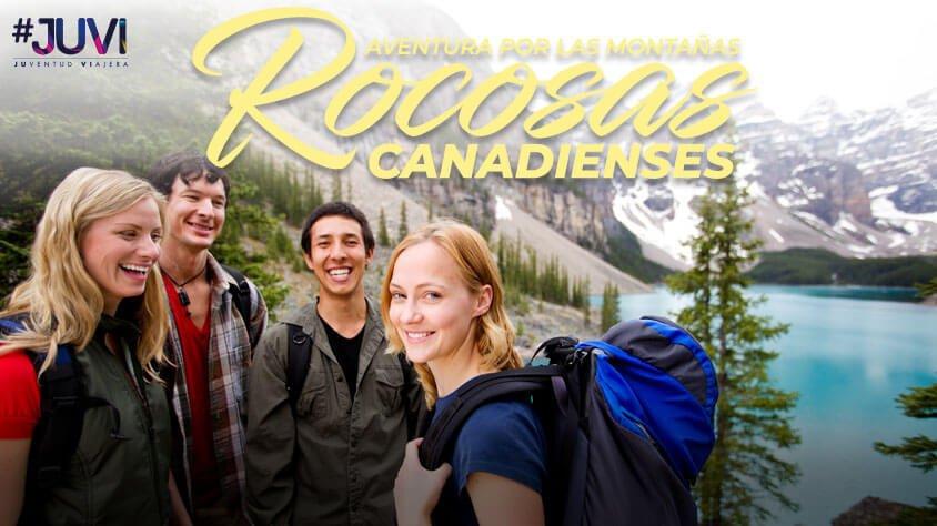 AVENTURA POR LAS MONTAÑAS ROCOSAS CANADIENSES