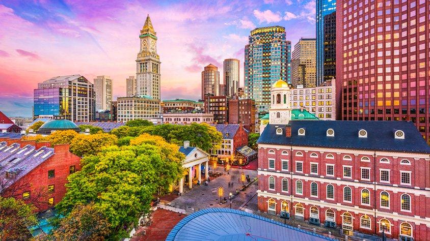 viaje Boston R