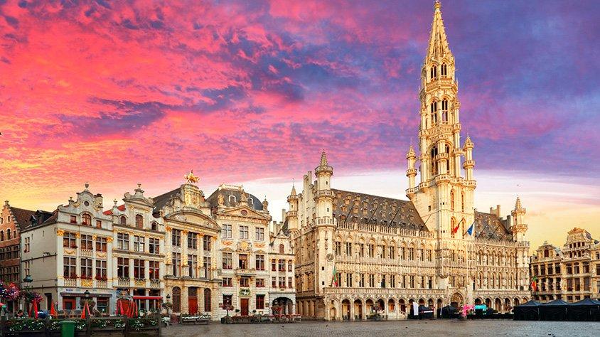 viaje Gran Tour de Europa