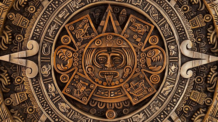 Mayalar  Ve  Aztekler