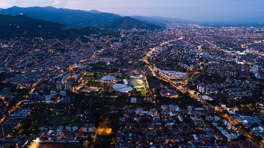 viaje Bogotá y Cali
