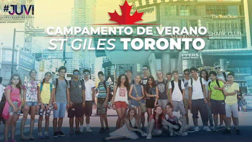 viaje Campamento de Verano St. Giles Toronto