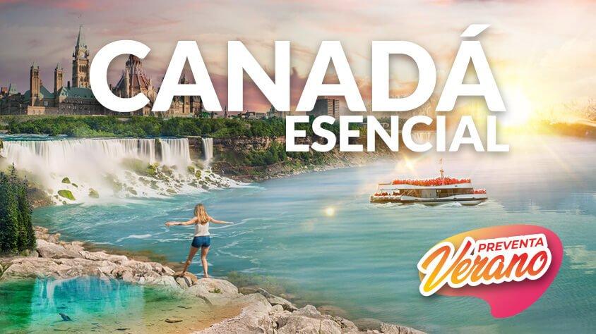 Canadá Esencial