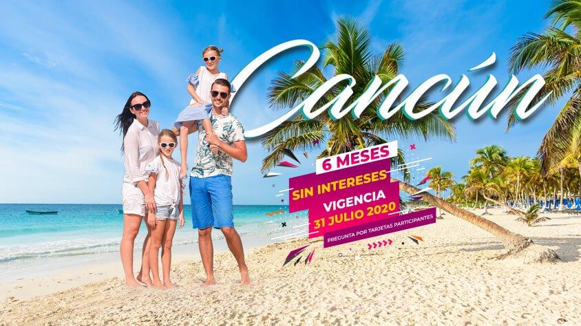 Cancún - Todo Incluido