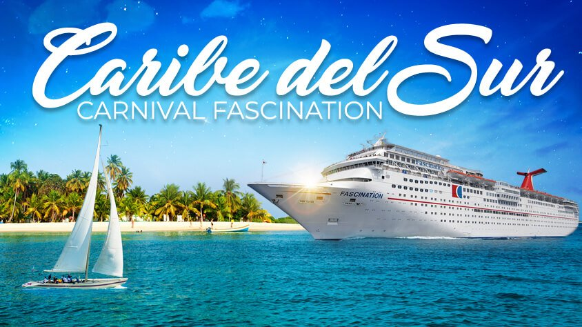 CARNIVAL FASCINATION - CARIBE DEL SUR