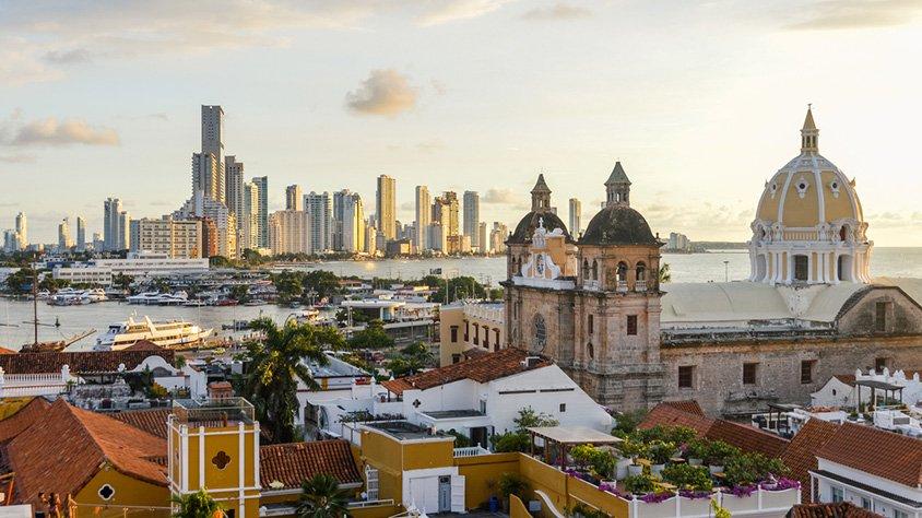 viaje Cartagena y Bogotá con Desayunos