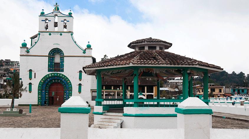 viaje Chiapas - San Juan Chamula - Zinacatan