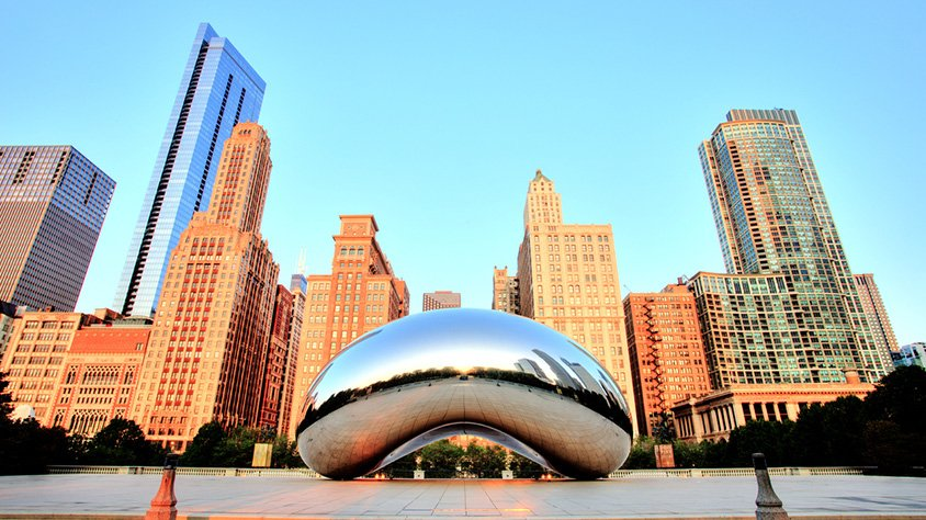 viaje ¡Vamonos a Chicago!