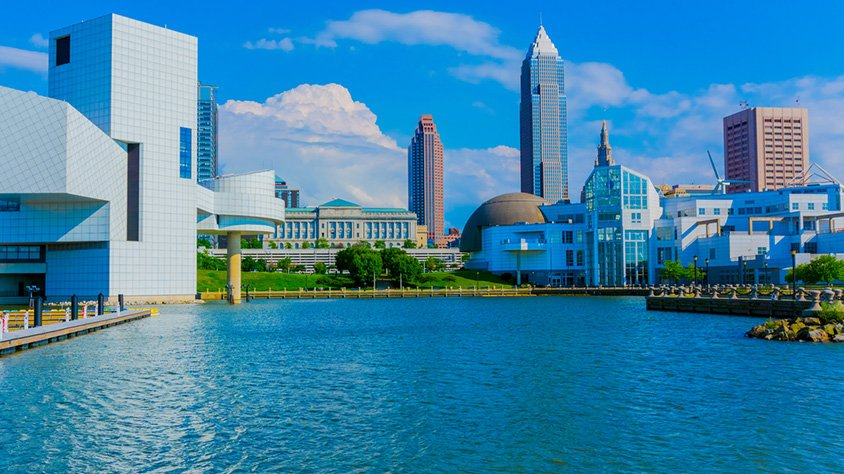 viaje Cleveland R
