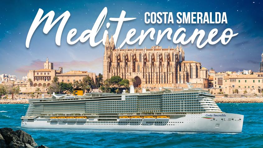 viaje Costa Smeralda Mediterraneo