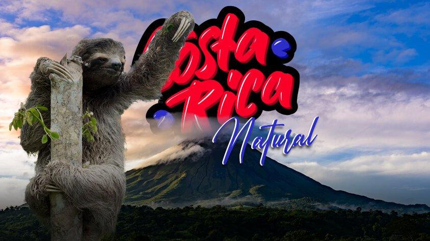 viaje Costa Rica Natural